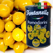 Pomodorini Gialli 500 Gr. | Fontanella