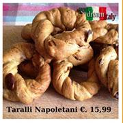Taralli Napoletani Kg. 1