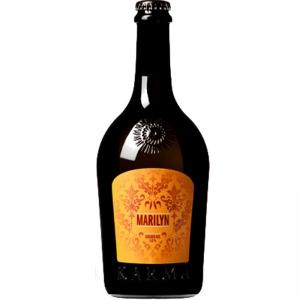 """Birra Artigianale Karma """"Marylin"""" 75 Cl"""
