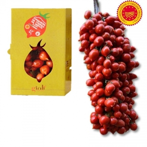 TOMATO Piennolo VESUVIUS DOP Kg. 1.5 Packaged
