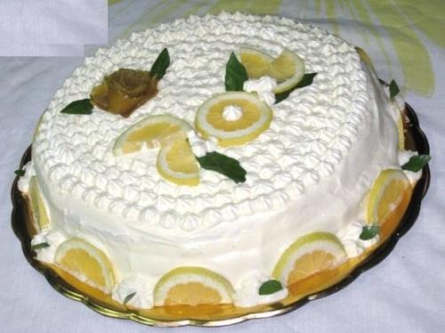 G Teau Au Citron Plaisir