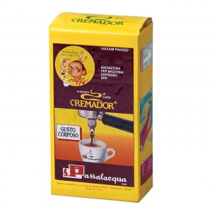 Coffee Passalacqua Cremador Espresso 250 Gr (Taste Full-bodied)