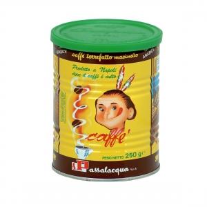 Coffee Passalacqua Mekico Gr. 250 in can | Coffee Mexico