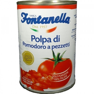 Polpa di Pomodoro 500 Gr Easy Open