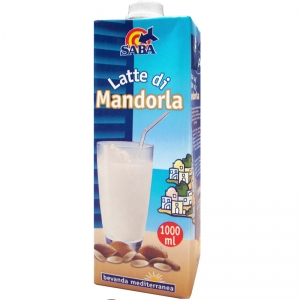 Latte di mandorla - 1000 ml