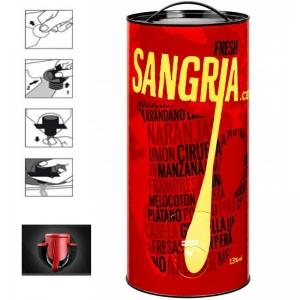 Sangria Spagnola Lt 3 Tube
