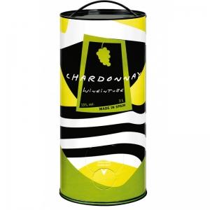 Vino Spagnolo Chardonnay 3 Lt