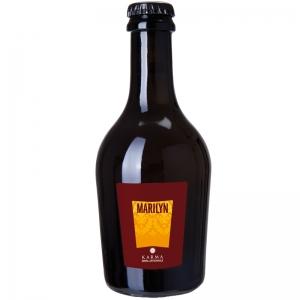 """Birra Artigianale Karma """"Marylin"""" 33 Cl"""