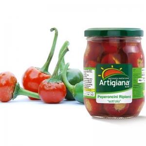 Peperoncini Ripieni | Papacelle