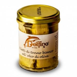Filetti di tonno all olio d' oliva 212ML
