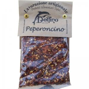 Peperoncino piccante a scaglie 50g