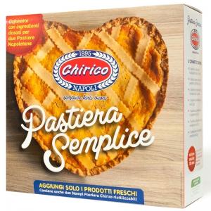 """Pastiera Semplice """"Chirico"""""""