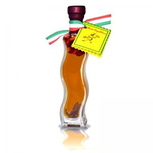 Olio aromatizzato al Peperoncino Intero
