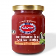 Mittelmeer-Sauce mit Tomaten Vesuv | Piennolo
