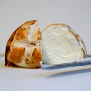 Mozzarellona di Bufala da 1 Kg (Zizzettona)