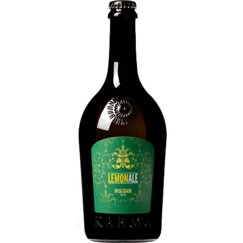 Birra Artigianale Karma LEMON ALE 75 Cl