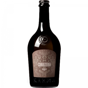 Craft Beer Karma CUBULTERIA 75 Cl