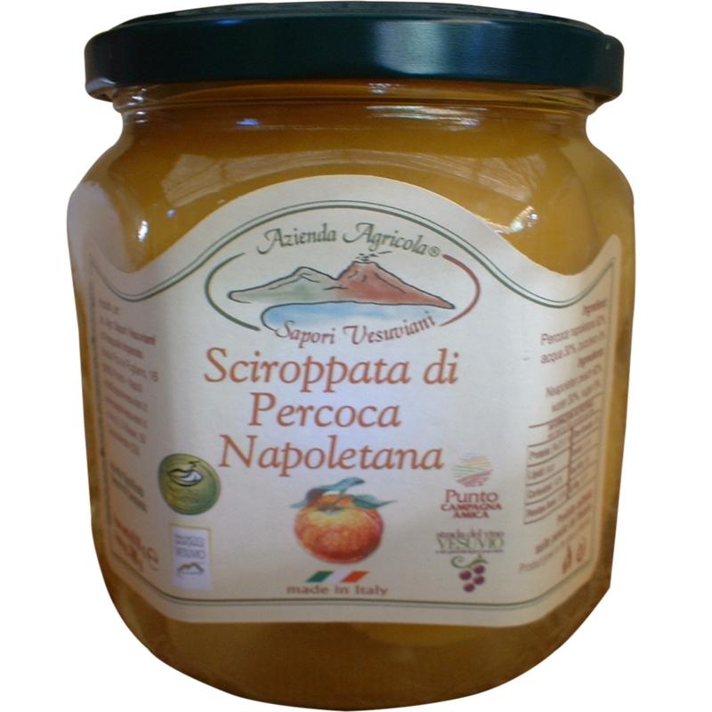 Percoca neapolitanischen Syrup