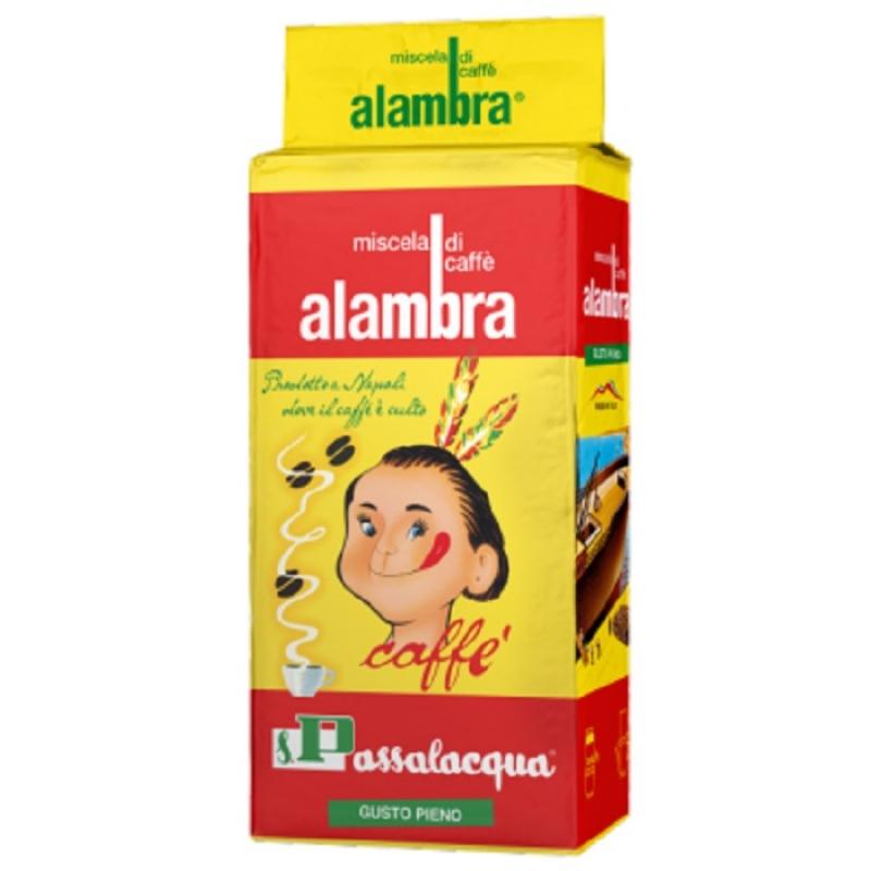 Caffè Passalacqua Alambra gr.250 (Gusto pieno)