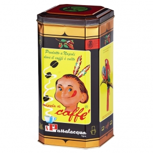 Coffee Passalacqua Mexico 1 Kg in can