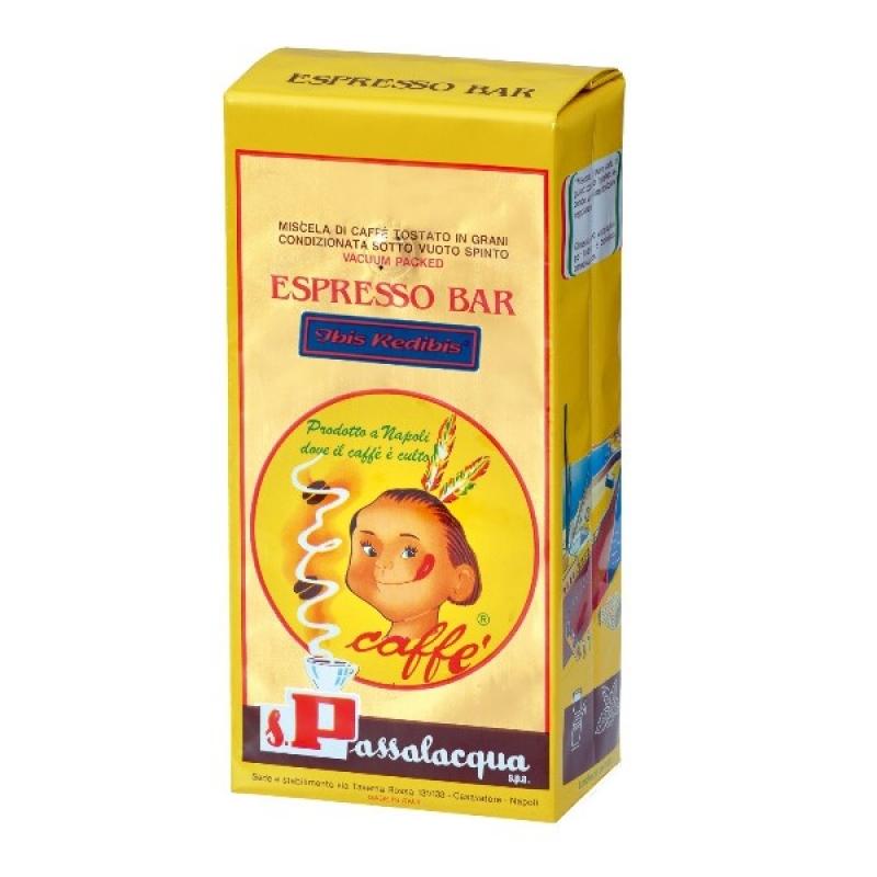 Caffè Passalacqua Grani IRIS REDIBIS Kg 1 x 6 PEZZI