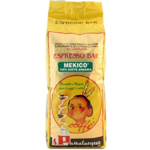 Passalacqua granos de café MEKICO Kg. 3 | Cafè Mexico