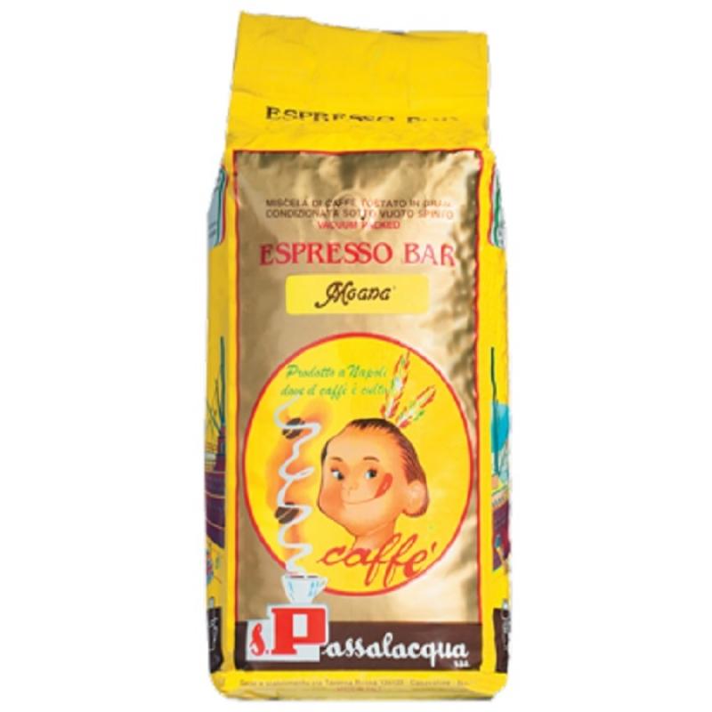 Passalacqua granos de café Moana Kg. 3