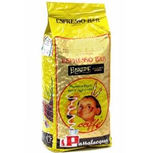 Passalacqua granos de café HAREM  Kg 1 x 6 PIEZAS