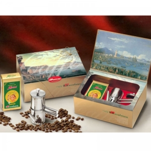 Caja de regalo Nápoles 800 Passalacqua