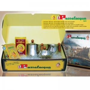RELAX caja de regalo de Passalacqua