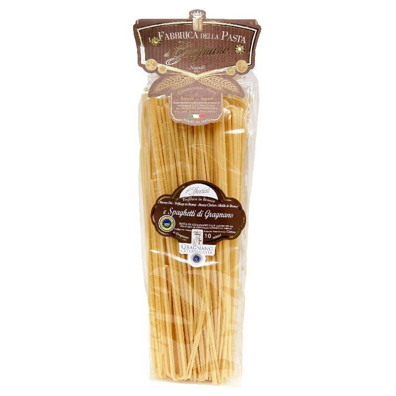 Spaghetti di Gragnano IGP 500 Gr.