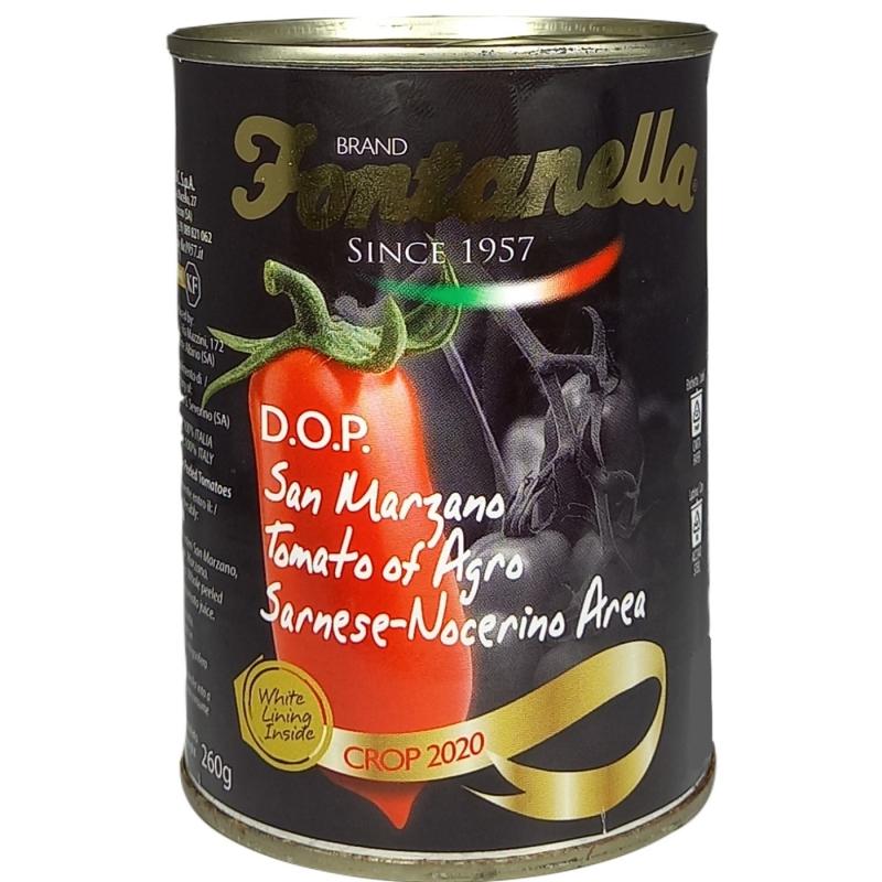 """Tomates pelados """"San Marzano D.O.P."""" 500 gr"""