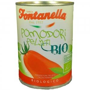 Tomates Pelados ORGÁNICA 500 Gr. Abre Fácil