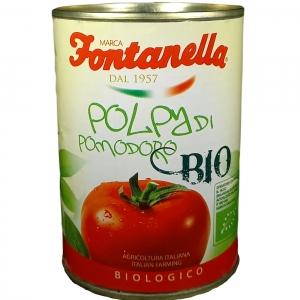 Tomate picado 500 GR ORGÁNICA Easy Open
