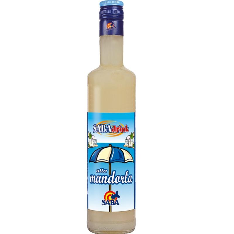 Sabadrink mandorla 500 ml