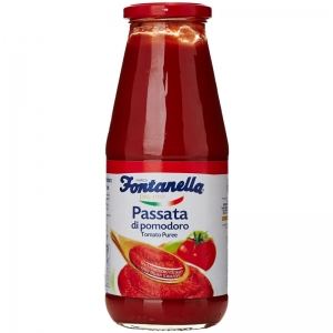 Salsa de tomate 700 gr. vidrio