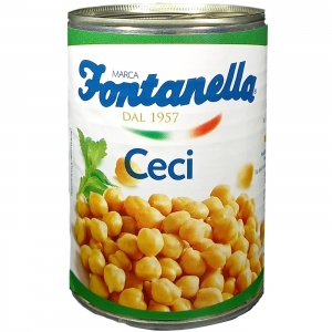 Chick peas 500 Gr Easy Open