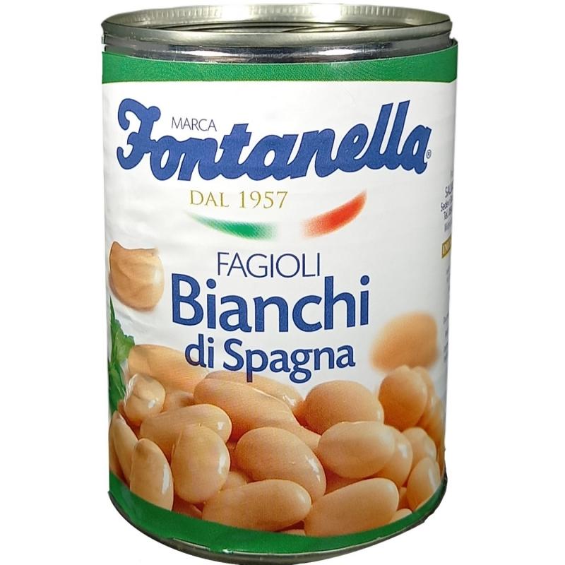 Fagioli Bianchi di Spagna - 500 Gr. EASY OPEN