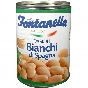 Spanish White Beans - 500 Gr EASY OPEN