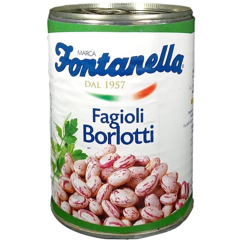Fagioli Borlotti - 500 Gr. EASY OPEN