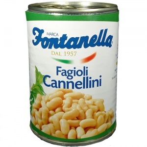 Cannellini Beans - 500 Gr EASY OPEN