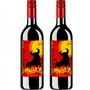 Offer 2 - Sangria Glass 75 cl