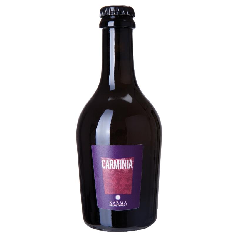 Birra Artigianale Karma CARMINIA 33 Cl