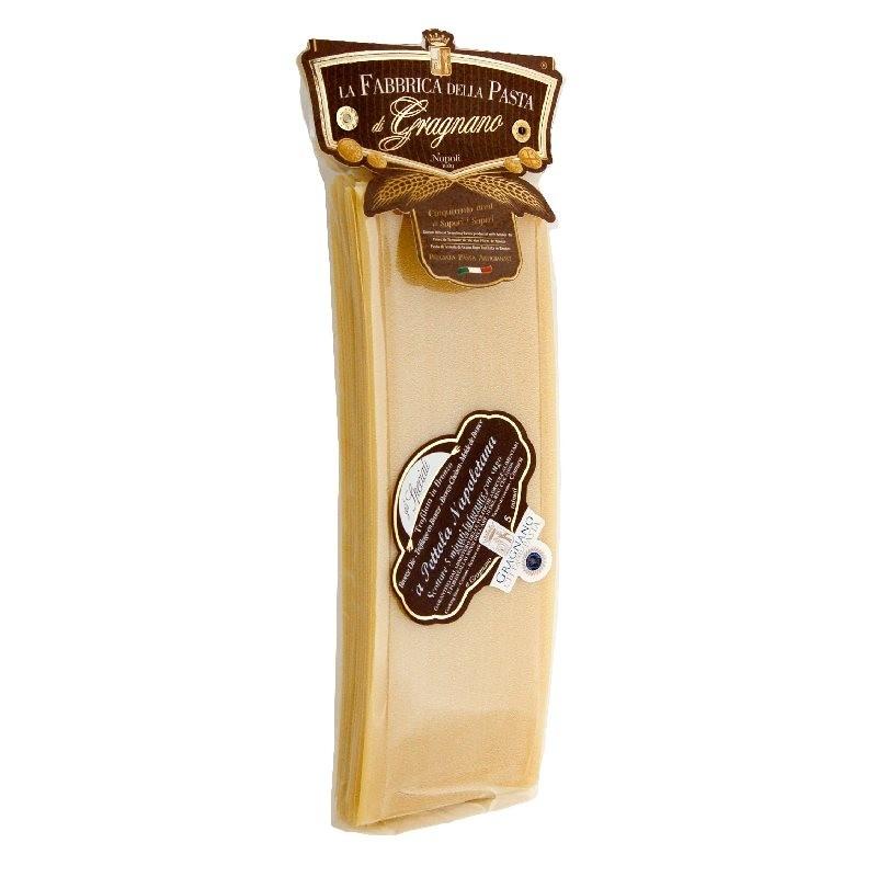 pettola NAPOLETANA - pasta para lasaña IGP 500 Gr.