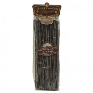 Linguine with squid ink 500 Gr.