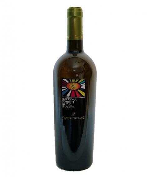 Lacryma Christi  D.O.C. del Vesubio 75 cl vino blanco (Hasta fin de existencias)