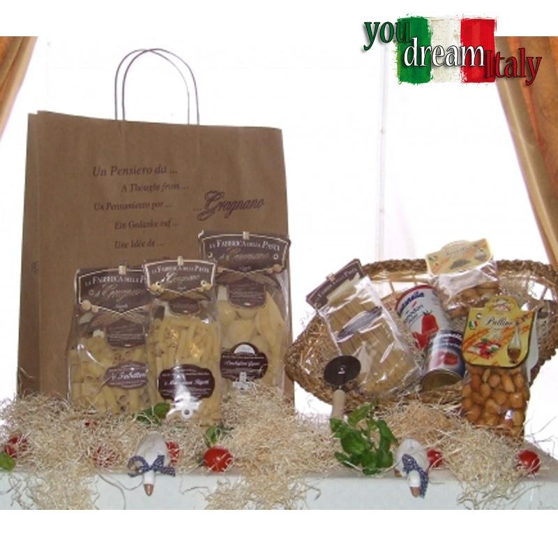 Kit shopper Gragnano
