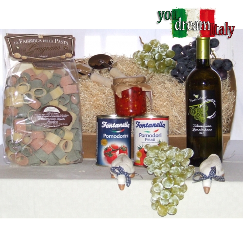 Packaging pasta and Preserves 66