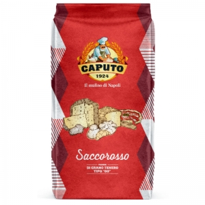 Harina Caputo rojo blindada '00' Kg. 25