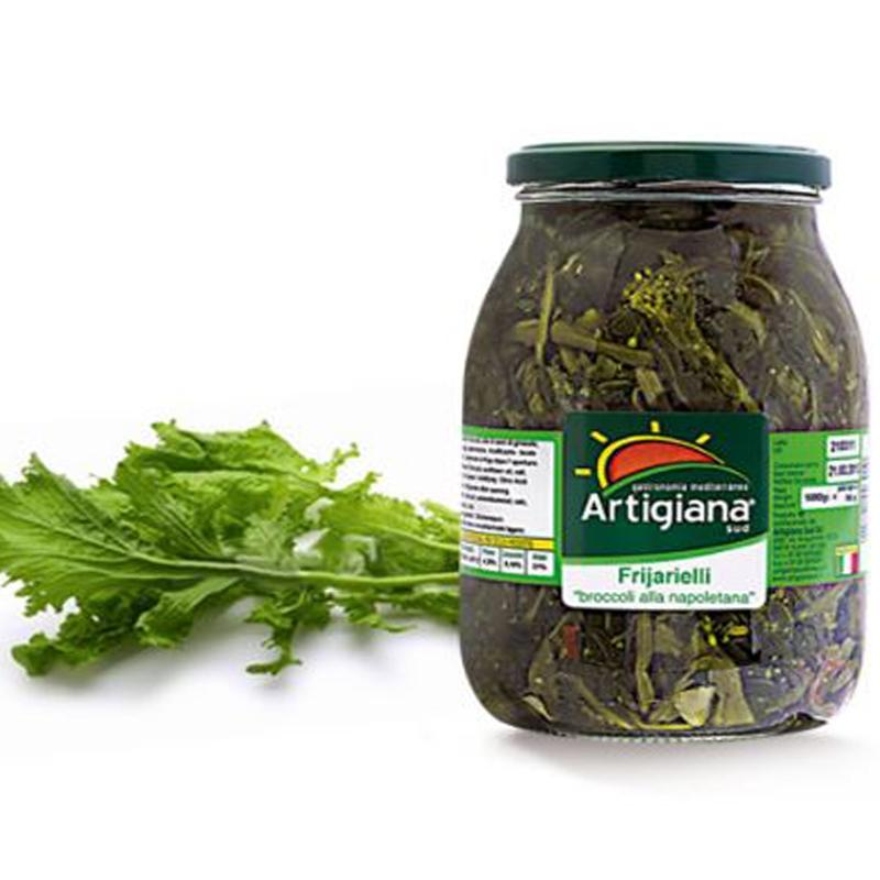 Brócoli napolitana | Frijarielli Kg. 1
